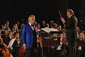 Andrea Bocelli - Landmarks Live In Concert: A GREAT PERFORMANCES Special