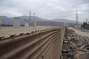 Ruling Expected Soon In Trump Border-Wall Case