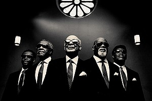 LIVE AT THE BELLY UP: Blind Boys Of Alabama And Friends