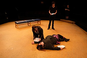 Young Playwrights' Work Takes Center Stage At The Old Globe