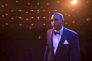Photo for GREAT PERFORMANCES: Nas Live From The Kennedy Center: Classical Hip-Hop (on K...