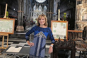 ANTIQUES ROADSHOW: Durham Cathedral 1