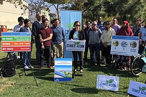 Watchdog Group Evaluates Climate Action Plans In San Dieg...