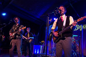 LIVE AT THE BELLY UP: Deer Tick