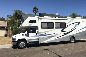 Santee Again Looks At Changing RV Parking Laws