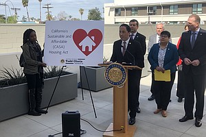 San Diego Lawmakers Introduce Bill Aimed At Creating Affo...