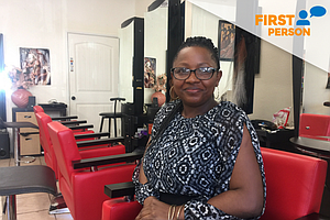 First Person: From Refugee To Proprietor