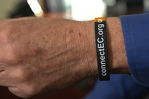 Photo for Wristbands Connect East County Homeless To Services