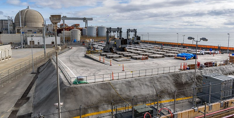 Spent Fuel Storage at San Onofre , February 2018,
