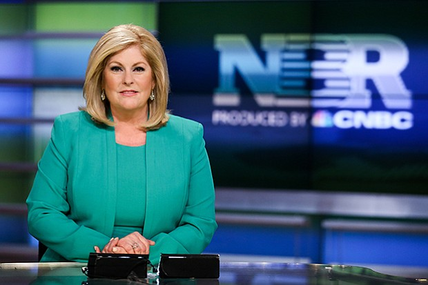 NBR co-anchor Sue Herera. NIGHTLY BUSINESS REPORT, television's longest-runni...