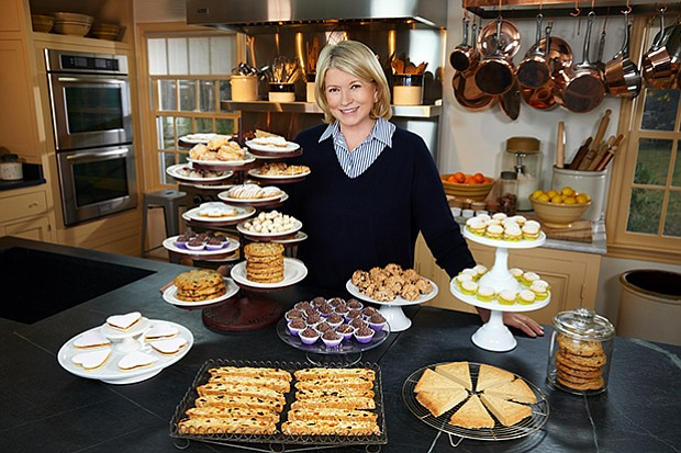 Martha Bakes Season 9 All Cookies Kpbs