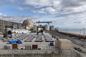 Photo for Waste Canister Incident At San Onofre Nuclear Plant Prompts Further Training