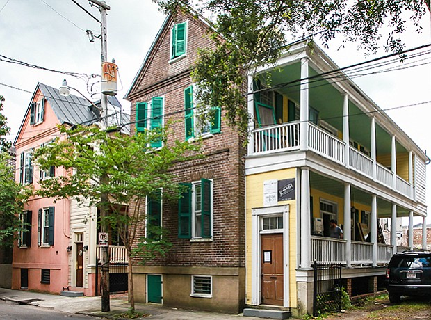 This old house charleston southern charm kpbs for Charleston single house