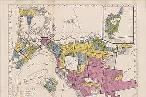 Historical Redlining Contributed To Health Disparities, UCSD Public Health De...
