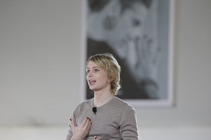 Chelsea Manning Talks National Security At SDSU