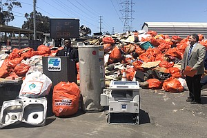 Caltrans: Trash Is Piling Up Along San Diego Highways
