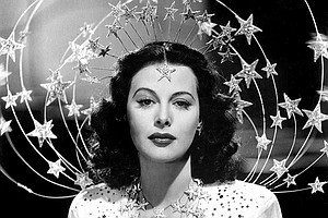 AMERICAN MASTERS: Bombshell: The Hedy Lamarr Story (on KP...