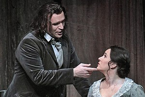 GREAT PERFORMANCES AT THE MET: La Bohème