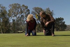 A GROWING PASSION: Growing A Greener Golf Course
