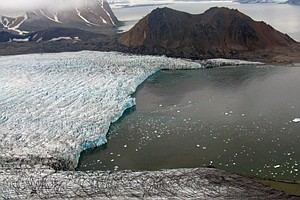What Does A Melting Glacier Sound Like?