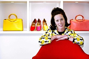 Photo for Officials: Designer Kate Spade Found Dead In Apartment