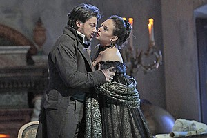 GREAT PERFORMANCES AT THE MET: Tosca (on KPBS 2)