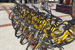 San Diego City Committee to Discuss Dockless Vehicle Perm...