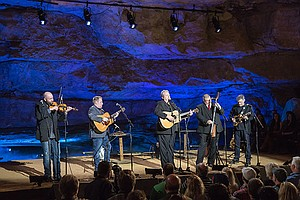 Photo for BLUEGRASS UNDERGROUND: Russell Moore And IIIrd Tyme Out