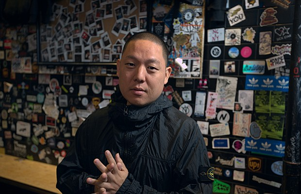 """Eddie Huang, chef and restaurateur, author of """"Fresh Off the Boat."""""""