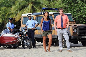 DEATH IN PARADISE: Season 7 (Season Finale)