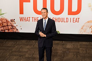Photo for Food: What The Heck Should I Eat? With Mark Hyman, M.D.