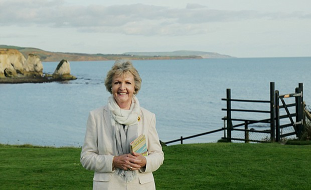 In the delightful series PENELOPE KEITH'S COASTAL VILLAGES, British actress D...