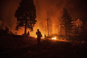 Photo for California Fire Risk Shows Urgent Need For Prevention Work