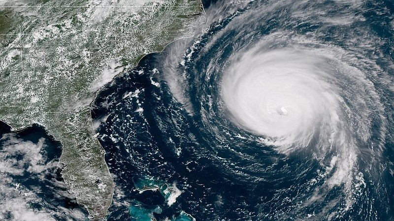 Hurricane Florence will bring tropical storm conditions to North Carolina and...