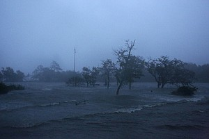 Hurricane Florence Makes Landfall In N.C.: 'An Uninvited ...