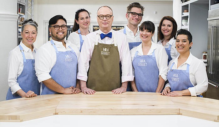 The world of home cooking is undergoing a revolution with new tastes, flavors...