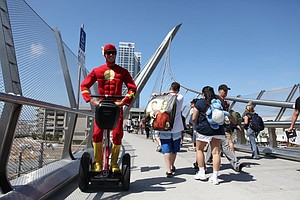 San Diego Proposing Ordinance to Regulate Segway Tour Com...