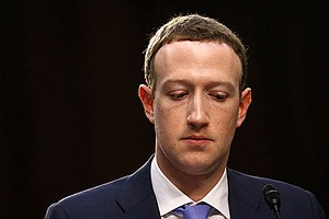 Photo for FRONTLINE: The Facebook Dilemma