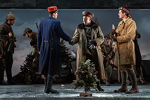 Photo for All Is Calm - The Christmas Truce Of 1914 - San Diego Opera