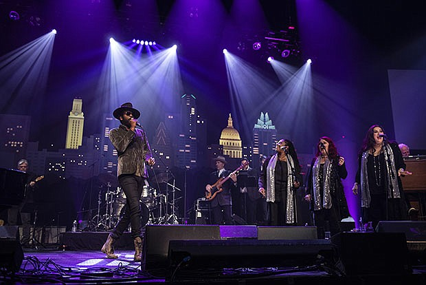 Gary Clark Jr. performance on ACL Hall of Fame New Year's Eve concert.