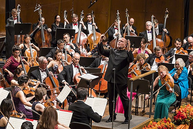 Ring in 2019 with the New York Philharmonic, led by new Music Director Jaap v...
