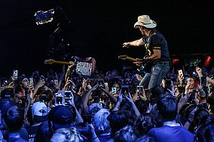 Photo for Brad Paisley - Landmarks Live In Concert: A GREAT PERFORMANCES Special