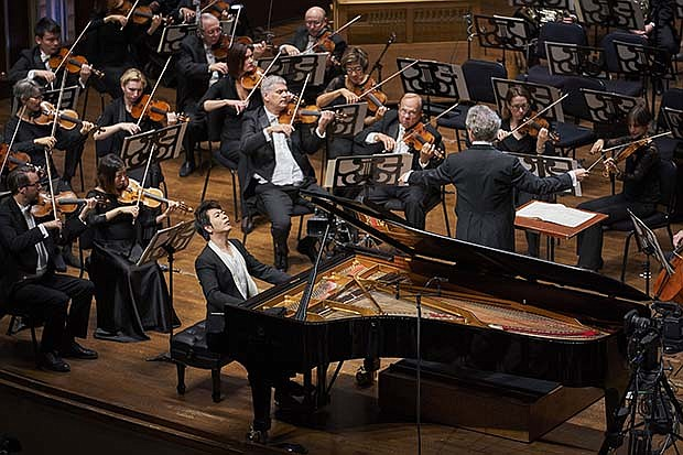 The Cleveland Orchestra. Franz Welser-Möst, conductor. Lang Lang, piano.