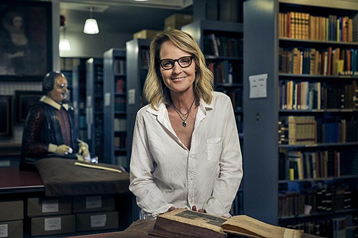 Helen Hunt hosts SHAKESPEARE UNCOVERED