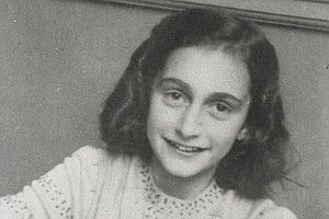 A TALE OF TWO SISTERS: The Diary Of Anne Frank
