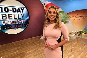 The 10-Day Belly Slimdown With Dr. Kellyann