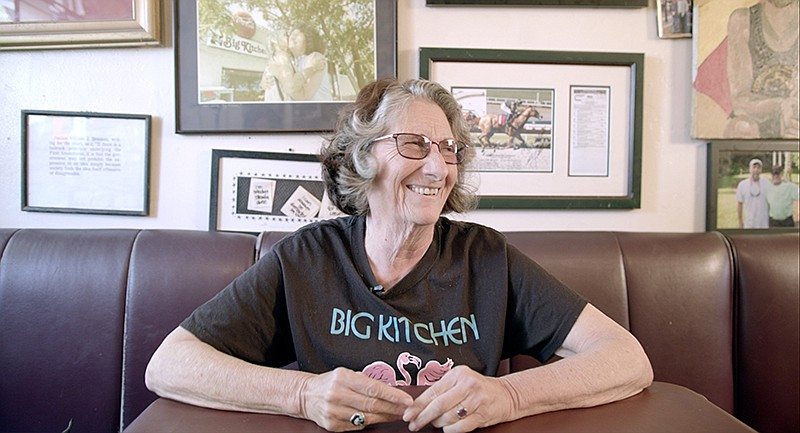 """""""Tres Bien"""" tells the story of the life and times of San Diego icon, Judy, """"T..."""