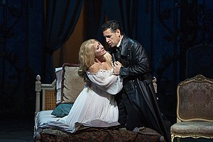 GREAT PERFORMANCES AT THE MET: La Traviata (New!)