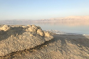 Photo for NOVA: Saving The Dead Sea
