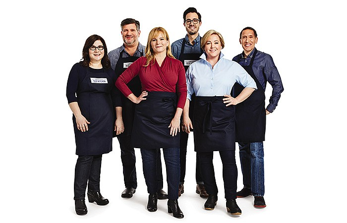 The ATK cast. In season 19 of AMERICA'S TEST KITCHEN FROM COOK'S ILLUSTRATED,...